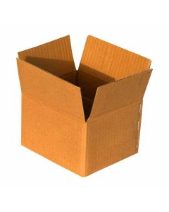Corrugated 3 Ply box 5.00 X 4.50 X 3.50 Inches