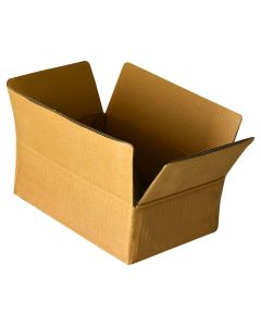 5 Ply Corrugated Boxes - Size 12 x 10 x 8 Inches