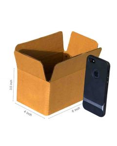 Buy 3 Ply Corrugated Box Online